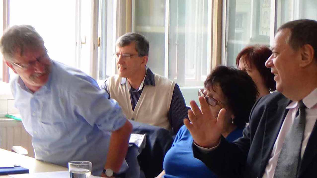 Профессор Изотов оппонирует защиту докторской диссертации в  Оппоненты профессор Тилман Бергер Тюбинген и профессор Андрей Изотов Москва